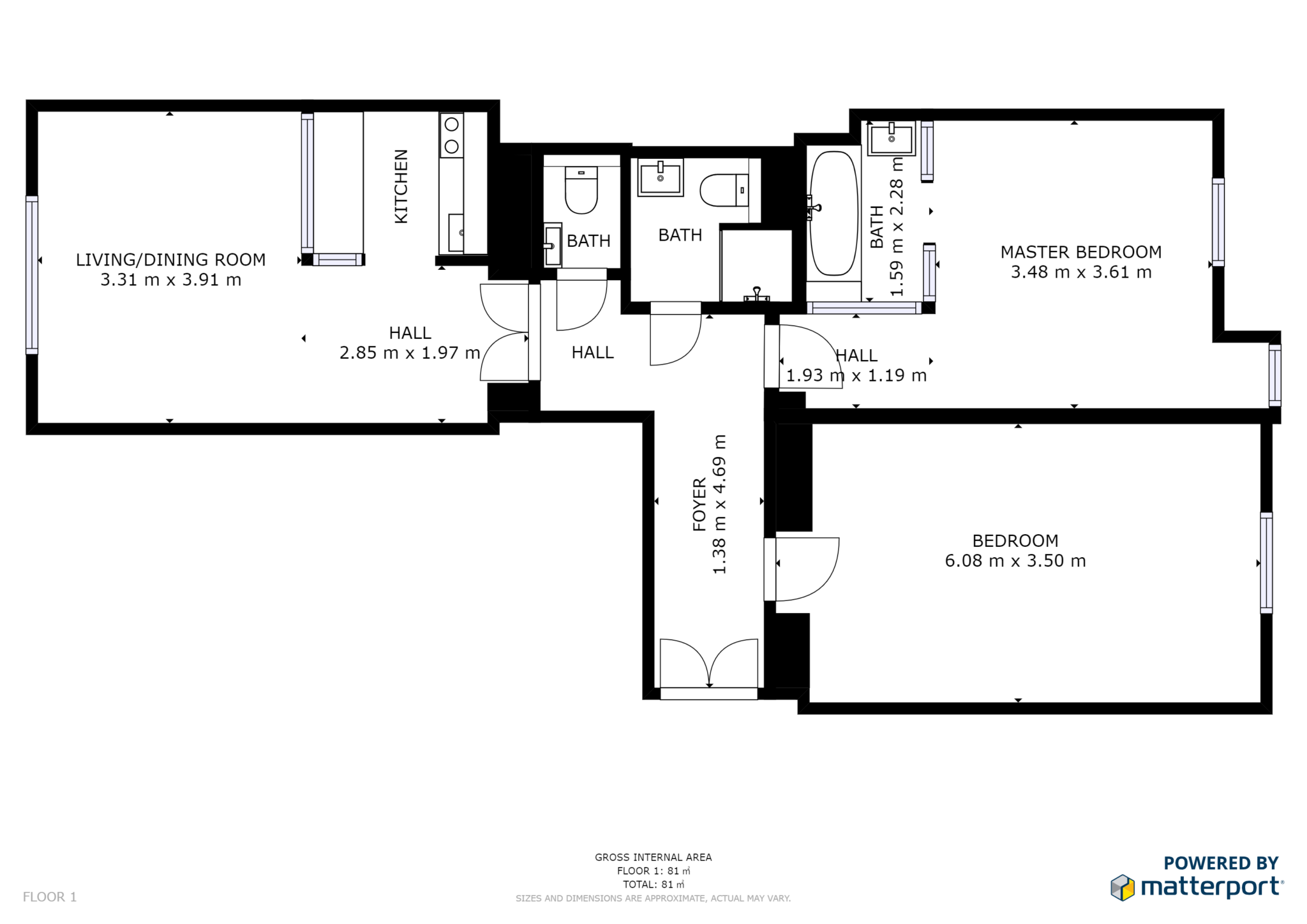 Korunni Floor Plans